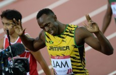 Bolt makes long-awaited comeback in front of raucous Glasgow crowd