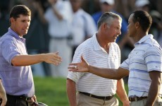 Harrington to tee-off with Tiger and Phil at the US PGA Championship