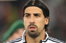 No bid for Khedira says Wenger