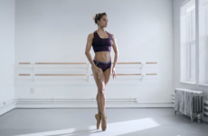 Think ballet can't be badass? This ad will prove you wrong