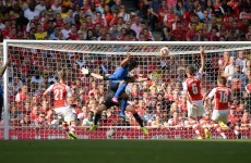 Falcao scores comeback goal to sink Arsenal