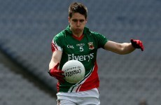 'I think the ref told us it was the final play, maybe Cork didn't hear him' - Lee Keegan