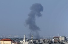 72-hour ceasefire in Gaza begins - moments after attacks from both sides