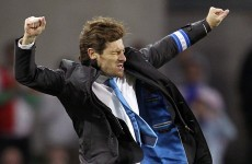 Here comes your man: Villas-Boas set to join Chelsea
