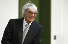 F1 tycoon Bernie Ecclestone will pay $100m to end his trial…for bribery