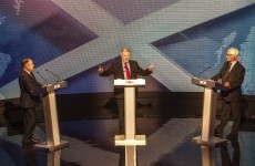 Stay or go? Tempers flare in heated TV debate about Scotland's independence