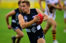 Cork's Ciaran Sheehan set to make AFL debut this weekend for Carlton