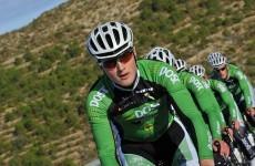 Ireland's Jack Wilson ready for 'massive' Tour of Britain