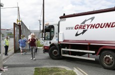 High Court orders Dublin councillor to stop blockading Greyhound trucks