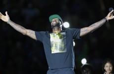 """Return of the king: LeBron tells Ohio crowd: """"I love you. I'm back."""""""