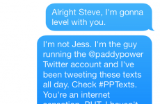 Here's why Ireland was glued to the Paddy Power Twitter account yesterday
