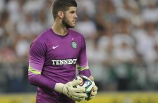 Southampton swoop for Celtic shotstopper Forster