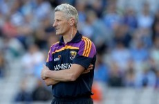 O'Brien steps down as Wexford football manager