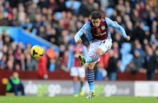 Celtic sign up Aston Villa winger Aleksandar Tonev on season-long loan deal