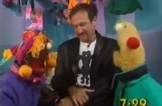 VIDEO: When Robin Williams met Zig and Zag