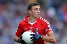 Another Cork footballer has been called up to JBM's hurling squad