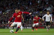 Rooney named United captain by Van Gaal