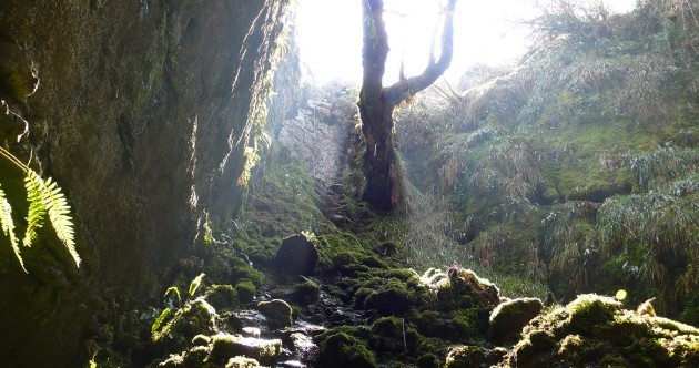 Lord of the Rings' Middle-earth was inspired by... the Burren