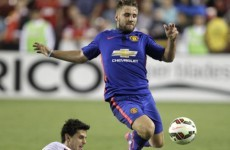 Manchester United's Luke Shaw ruled out for a month with a hamstring injury