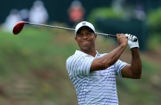 Woods withdraws himself from Ryder Cup consideration due to injury