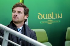 Bored UK hacks start sharpening their knives for Andre Villas Boas