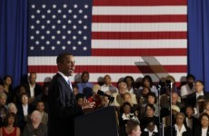 "Obama laments ""man-made catastrophe"" of Hurricane Katrina"