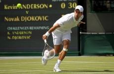 Big guns keep firing at Wimbledon as Djokovic and Serena progress