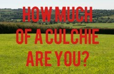 How Much Of A Culchie Are You?
