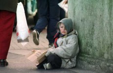 There has been a 94% drop in child begging cases being reported in Dublin since 1999