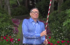 Bill Gates accepts Mark Zuckerberg's ice-bucket challenge with delightfully nerdy results