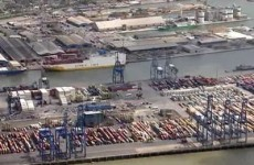 Over 30 people, including children, found in shipping container at Essex docks