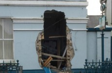 Man charged with stealing ATM with a digger