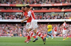 Ramsey late show saves Arsenal against stubborn Palace