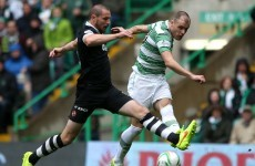 Anthony Stokes among the scorers as Celtic rout Dundee United
