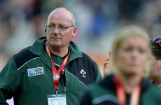 Doyle steps away hoping to see IRFU drive women's rugby forward