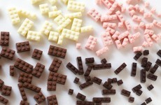 Chocolate Lego is now a delicious, delicious thing