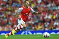 Wenger defends Wilshere after lacklustre display