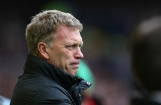 Moyes: I wasn't 'given time to succeed or fail'