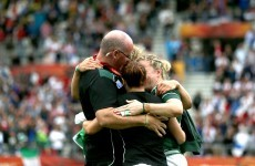 Doyle buoyed by Irish resilience in face of formidable French size