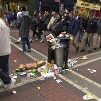 Dublin, Cork and Limerick are the dirtiest cities in Ireland