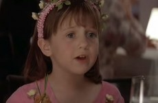 The youngest daughter from Mrs. Doubtfire wrote a beautiful tribute to Robin Williams