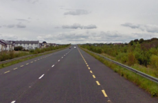 An 82-year-old woman has died after her car collided with a fence in Bundoran