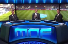 Gary Neville and Jamie Carragher dissected Louis Van Gaal's 3-5-2 last night