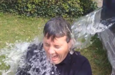 You probably won't be surprised which Irish politician took up the ice bucket challenge...