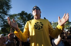 Lance Armstrong still believes he won 7 Tours de France, but no longer wears a Livestrong bracelet