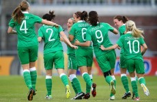 Check out the class Julie-Ann Russell goal that sealed Ireland's win against Slovenia last night