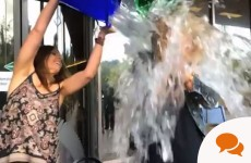 Opinion: So… why are people suddenly chucking buckets of icy water over their heads?