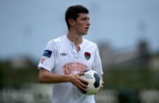 Cork City confirm they have accepted an offer for Brian Lenihan
