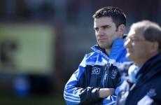 Having Bernard Dunne in our corner is good for Dubs, says Paul Flynn