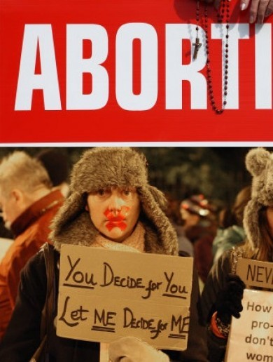 Ireland and abortion: the facts in 2014